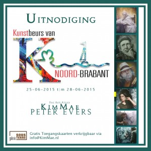Kunstbeurs van Noord-Brabant ADVERT - KimMae